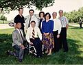 NASA Glenn Research Center's Disability Awareness Advisory Group, DAAG. group photograph. June 1999.